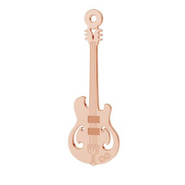 Gitara zawieszka, srebro próby 925, LK-1428 - 0,50