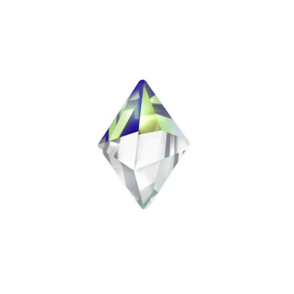 4929 MM 14,0X 10,5 CRYSTAL SAHZCALVSI F, Tilted Spike Fancy Stone