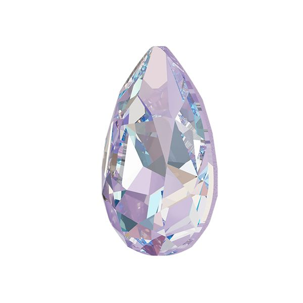 4320 MM 14,0X 10,0 CRYSTAL LAVENDER_D, Pear Fancy Stone