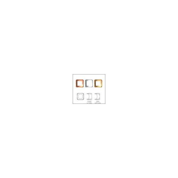4499/S MM 10,0 3PH2OH -  Fancy Stones & Settings