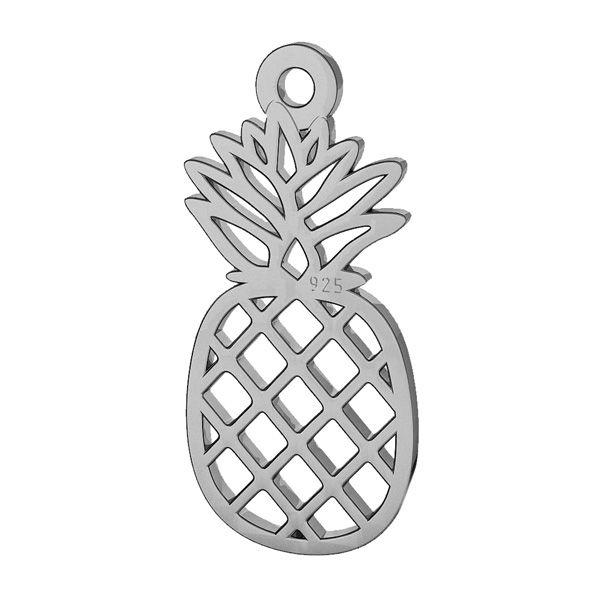 Ananas zawieszka srebro próby 925, LK-2114 - 0,50