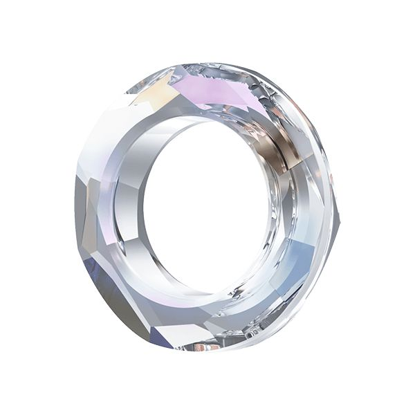 4139 MM 20,0 CRYSTAL AB, Cosmic Ring Fancy Stone
