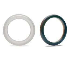 Silikonowa forma do odlewania bransoletek z żywicy, SBM 001