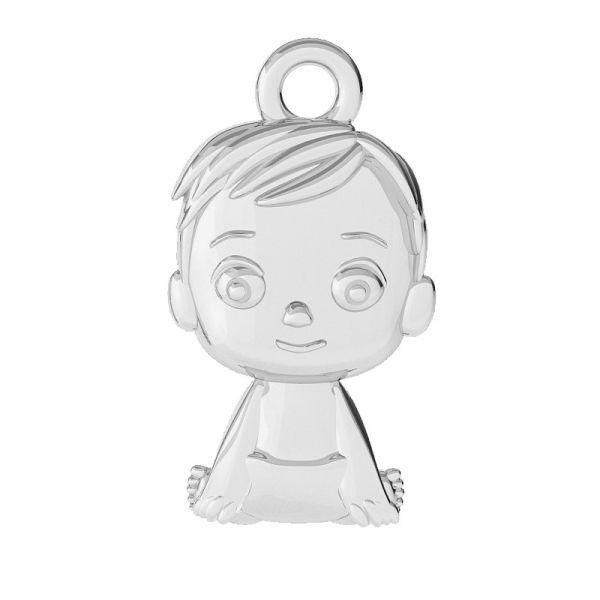 Chłopczyk przywieszka srebro 925, ODL-00504