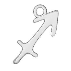 Znak zodiaku Strzelec zawieszka, srebro próby 925, ODL-00533