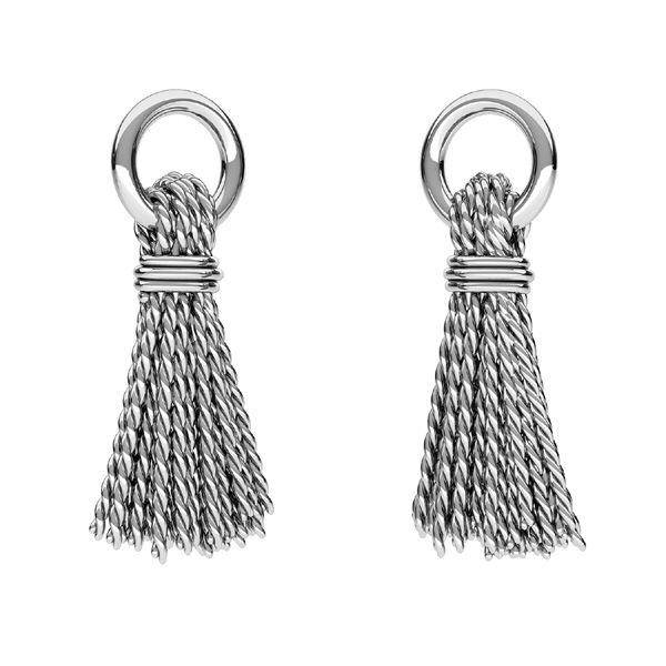 Zawieszka - chwost*srebro AG 925*ODL-00663 6,5x16,3 mm