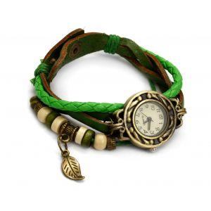 Zielony zegarek sznurkowy, MODEL 362
