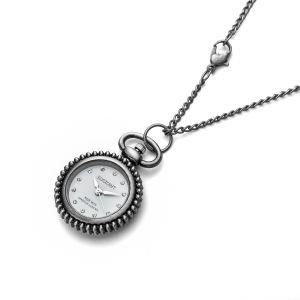 Zegarek z kryształami swarovskiego na łańcuszku, MODEL 646