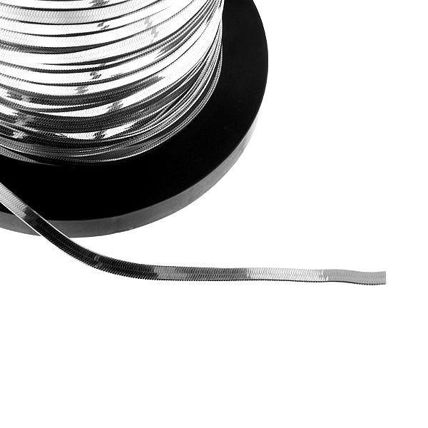 Łańcuszek metraż - typu anker*srebro AG 925*A 040 3,1x10,7 mm
