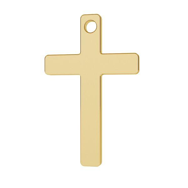 Krzyżyk złoto 14K LKZ-00026 - 0,30 mm