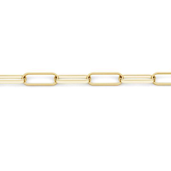 Łańcuszek metraż ręcznie składany - typu anker*srebro AG 925*AO 3x12,3 mm