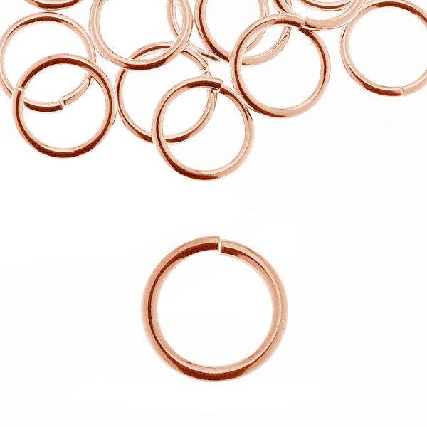 Kółko cięte*srebro AG 925*KC 1,5x6,2 mm