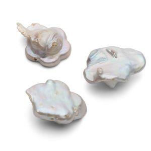 Perły naturalne kwieciste 17 mm, GAVBARI PEARLS