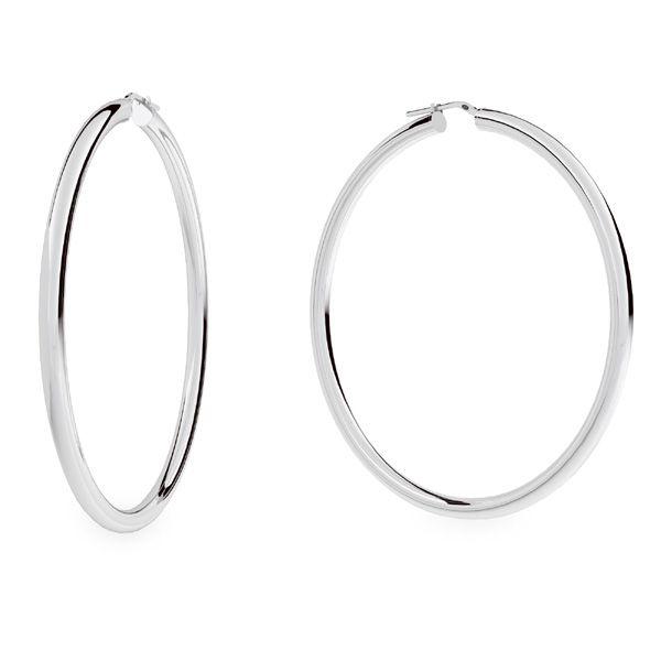 Kolczyk koło*srebro AG 925*KL-180 1,8x67 mm