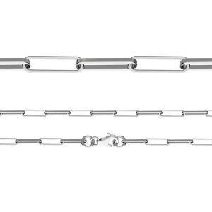 Bransoleta łańcuszkowa typu Ankier*srebro AG 925*FIO 100 19 cm