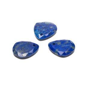 Zawieszka ŁEZKA, Lapis lazuli 16 MM GAVBARI, kamień półszlachetny