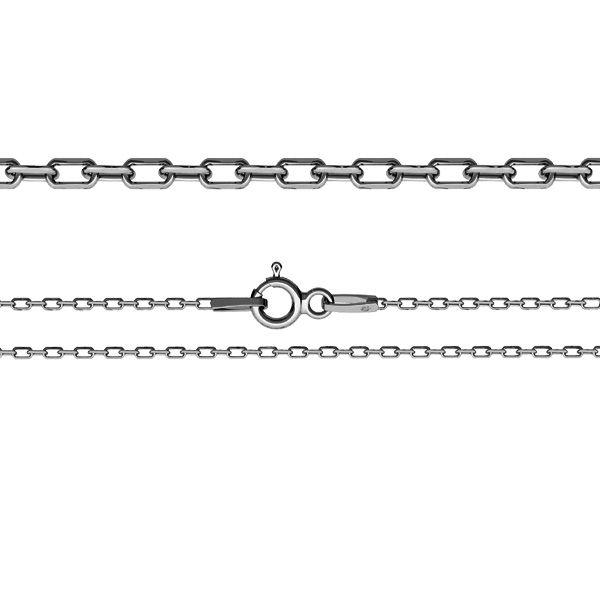 Łańcuszek typu ankier z zamkiem*srebro AG 925*AD 35 (45 cm)