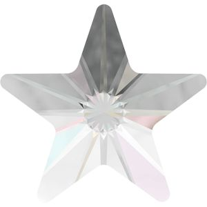 2816 MM 5,0 CRYSTAL AB F - Rivoli Star Flat Back