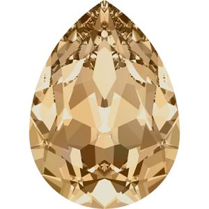 4320 MM 8,0X 6,0 CRYSTAL GOLDEN SHADOW (GSHA) F