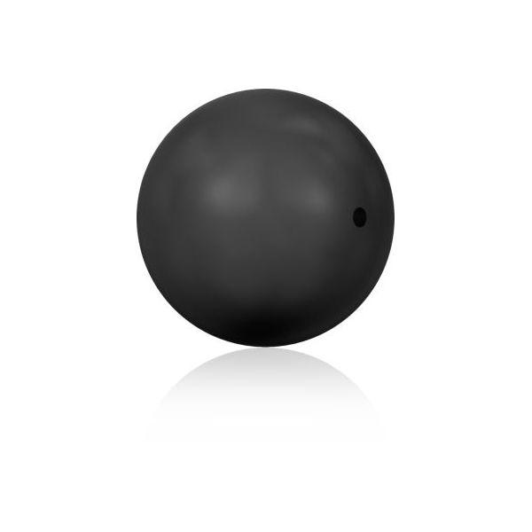 Czarna perła Swarovski 8 mm