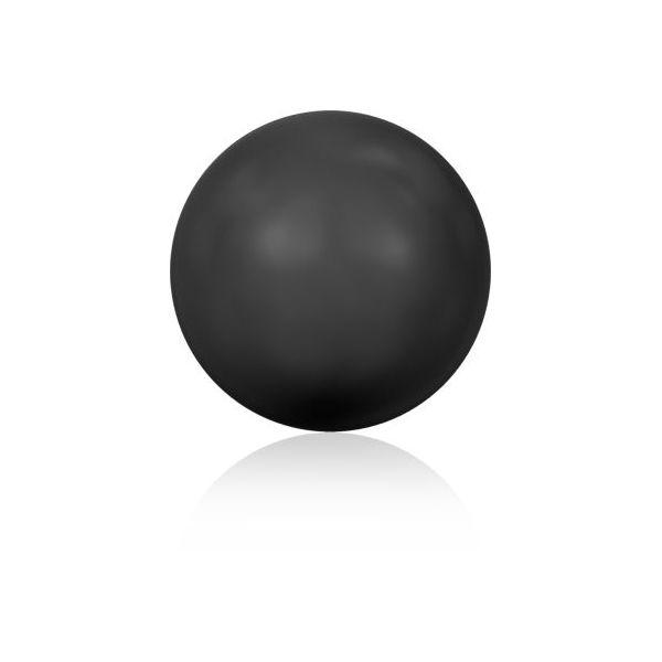 Czarna perła Swarovski