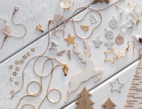 Biżuteria na zimę, święta i Sylwestra