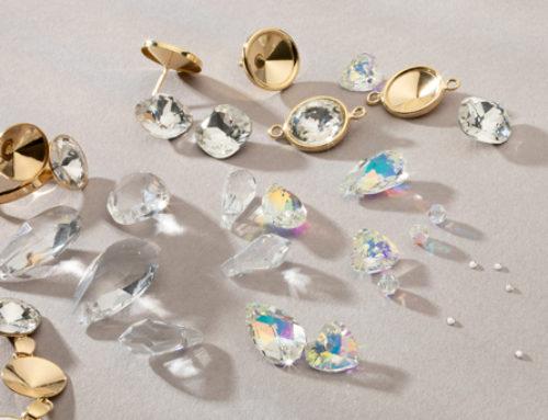 Kryształy do biżuterii marki GAVBARI